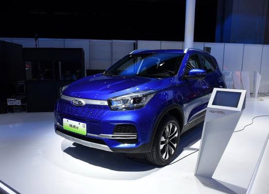 10万级纯电SUV怎么选?北汽新能源EC5还是奇瑞瑞虎e?