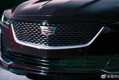 视频:2020年凯迪拉克CT5首次亮相2019年纽约车展,告别CTS