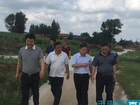 中北大学领导赴五寨县宁武县开展扶贫专项工作