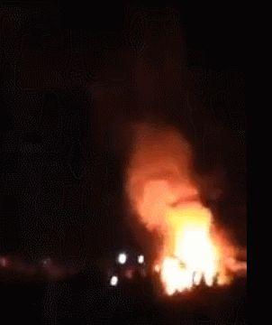 印度刚向印巴边境增兵,一架战机就在中印边界坠毁