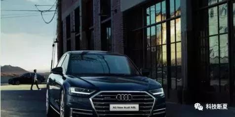 2019款奥迪A8L Plus正式上市,打开车灯那一刻,才是奢华的开始