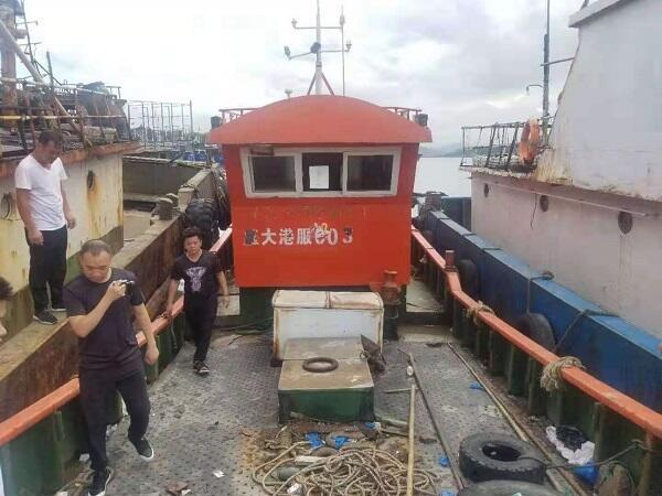 须眉台风天在浙江偷船埠避险船只开回福建 被刑拘|船只|浙江