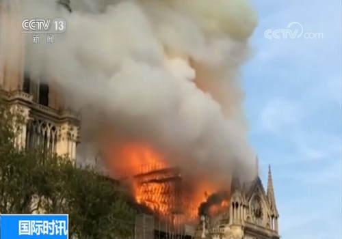 """巴黎圣母院大火后续:两名儿童""""血铅""""检测超标"""