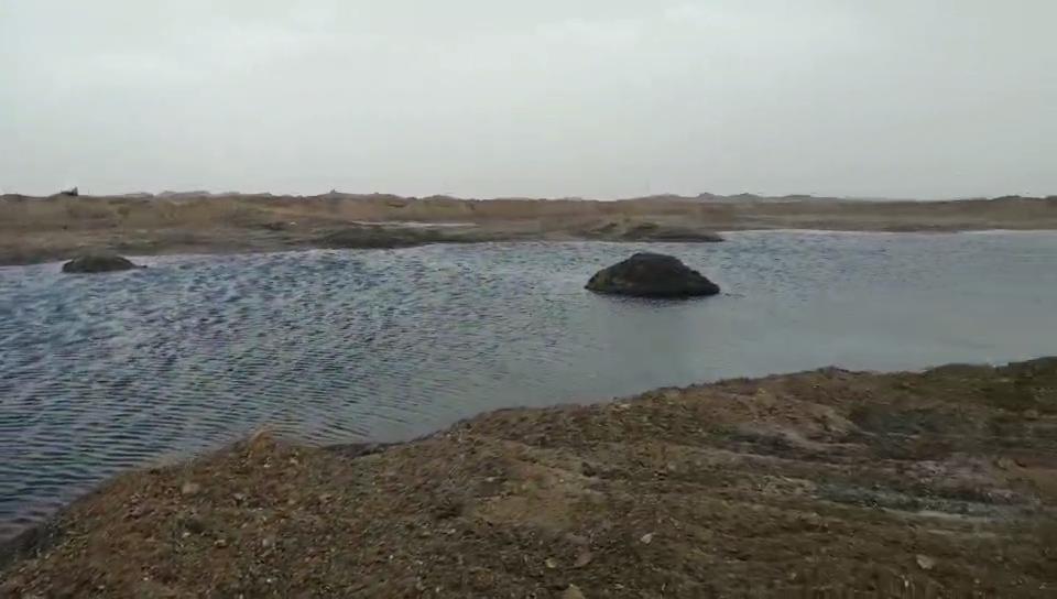 中央环保督察组:甘肃酒泉化工企业渗坑排污极为恶劣