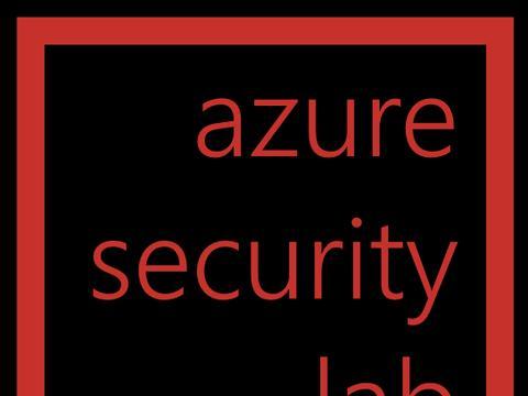 微软成立Azure安全实验室:最高悬赏30万美元