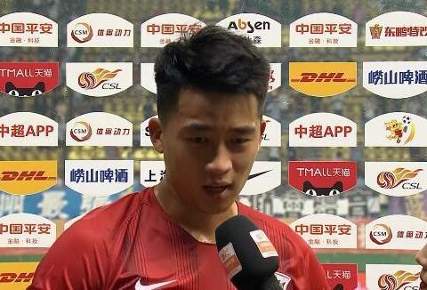 胡靖航:上港四轮不胜处境困难 进球没带来胜利啥也不是
