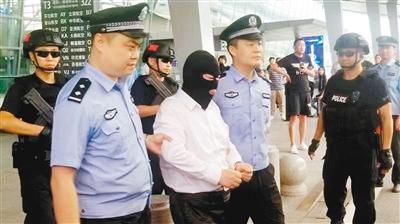陕西猎狐行动又添重大战果:非法吸收公众存款潜逃境外 嫌疑人被成功押解回西安