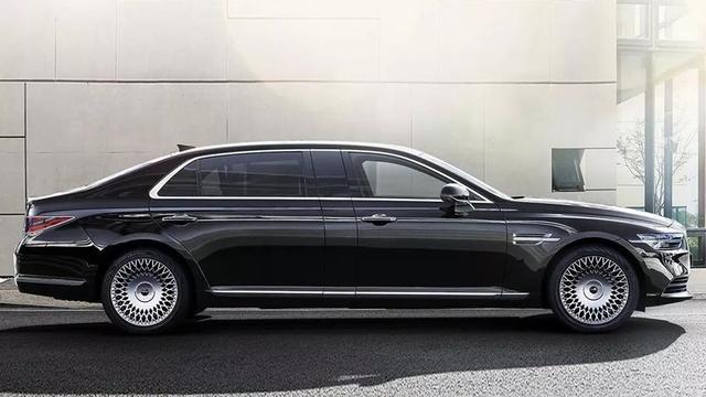 国产车已卖过韩系车?要价90万的捷恩斯还能干掉中式豪华吗?