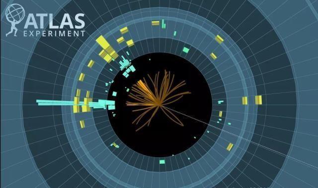 已知最重的基本粒子:顶夸克