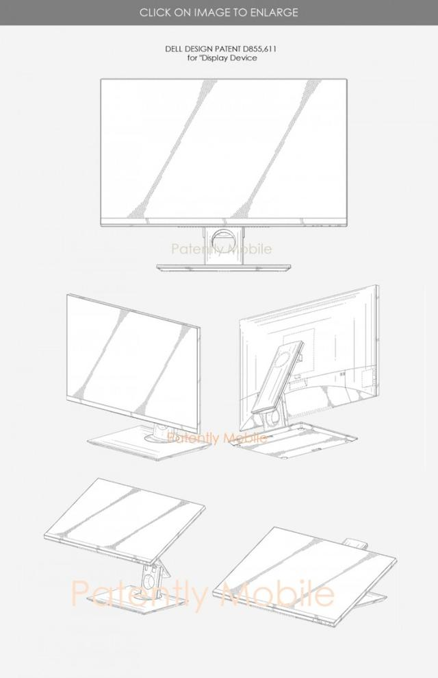 戴尔可能正在开发一款类似Surface Studio的显示器