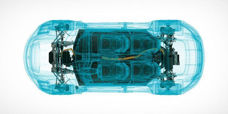 """三年内上市,售价更""""实惠""""的宾法纯电轿车与纯电SUV"""