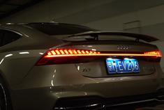 视频:试驾实拍奥迪A7|隧道路跑 奥迪 奥迪 奥迪A7 鑫车驾到