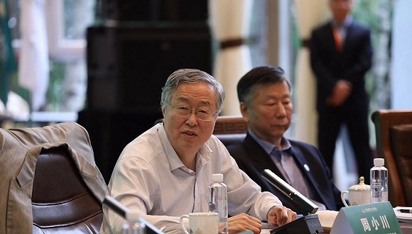 周小川:关注科技发展带来的市场扭曲