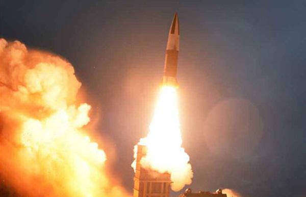 朝鲜公开最新研制近程导弹 官方称优于现有武器系统