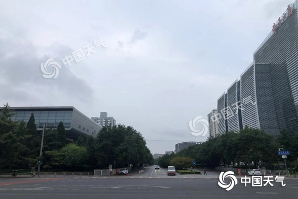 台风外围云系影响 北京东部11日有大雨局地暴雨|北京天气