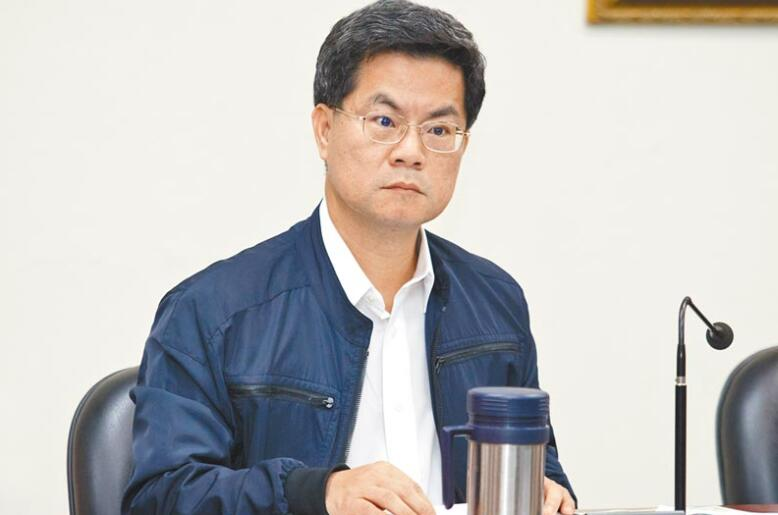 韩国瑜竞选总部执行长林国正(图片来源:台湾《中时电子报》)