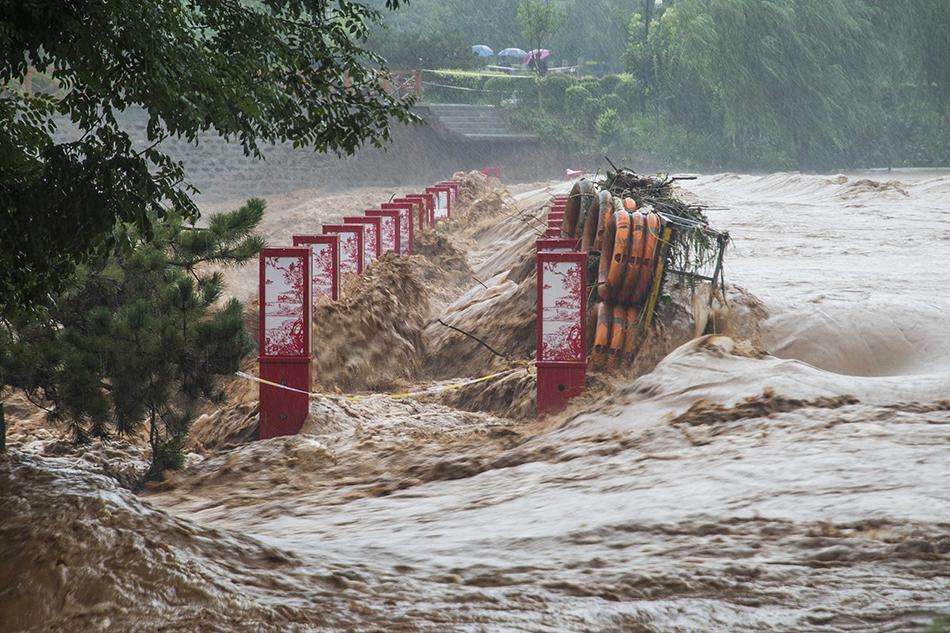 山东潍坊:初步统计利奇马造成直接损失60多亿元|寿光|洪水
