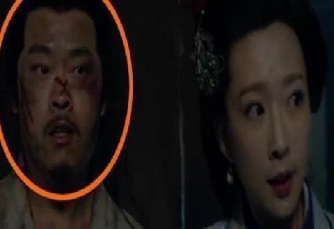 这位大哥脸上的刀疤是怎么回事?
