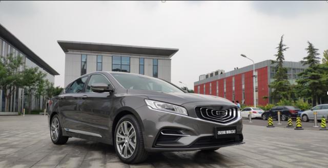 """2020款吉利博瑞GE实力再进阶,""""中国品牌最强B级车""""是怎样炼成的"""