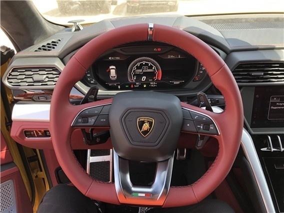 进口2019款兰博基尼urus 顶级SUV