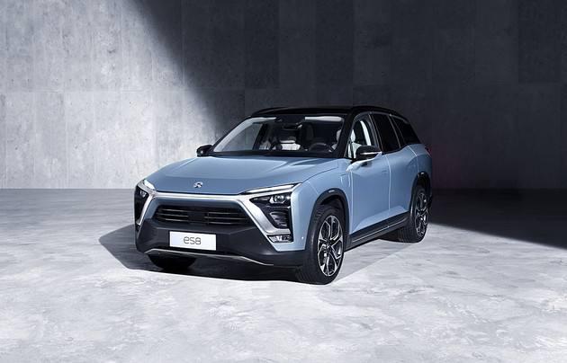 蔚来汽车7月销量公布 ES6销量首次破千