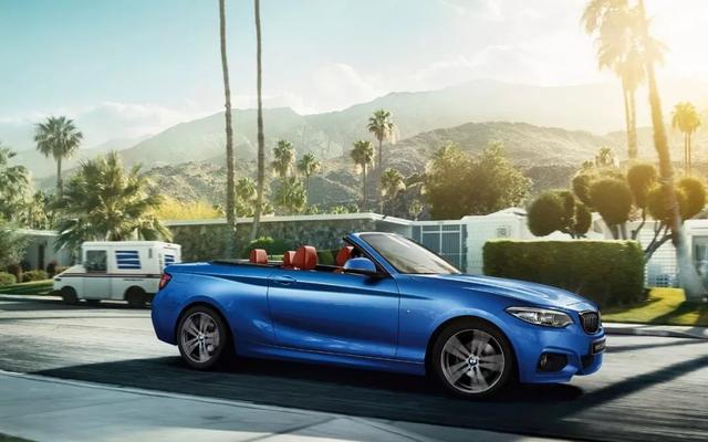 我冲着BMW轿跑的美而来,却被Bimmer的热情所感动