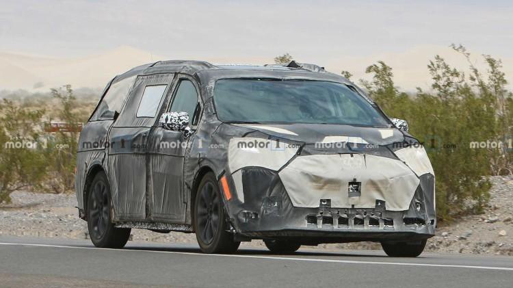 北美热销MPV要国产入华 GL8面临最大挑战!