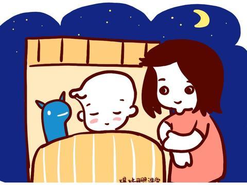 给宝宝开灯睡觉方便照顾?别方便了自己,却影响到宝宝的生长发育