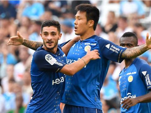韩国两大高中锋双双复活!一人称霸中超,一人欧洲五大联赛进球
