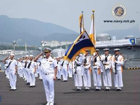 菲律宾海军迎来首艘现代护卫舰,原是韩国2手货,主打反潜作战