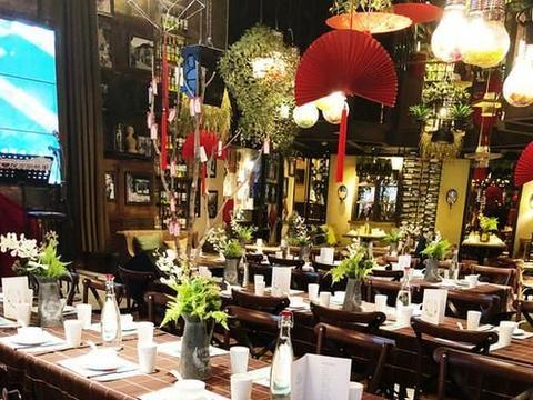 全天都能吃喝玩乐的小酒馆餐厅,保定老铁们还在等什么