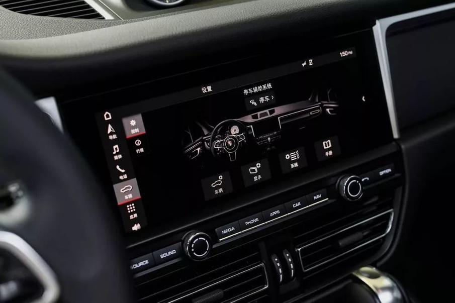 保时捷新款Macan轻试驾 依旧是同级运动标杆