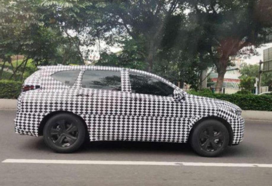 8月26日公布命名/或为CR-V姊妹车型 广本全新SUV伪装谍照曝光