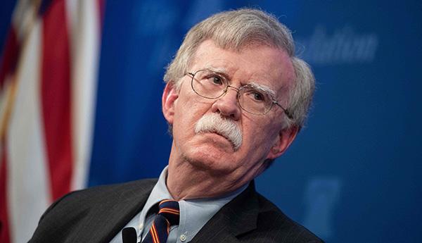 美国安顾问访英 或敦促约翰逊政府对伊朗更强硬