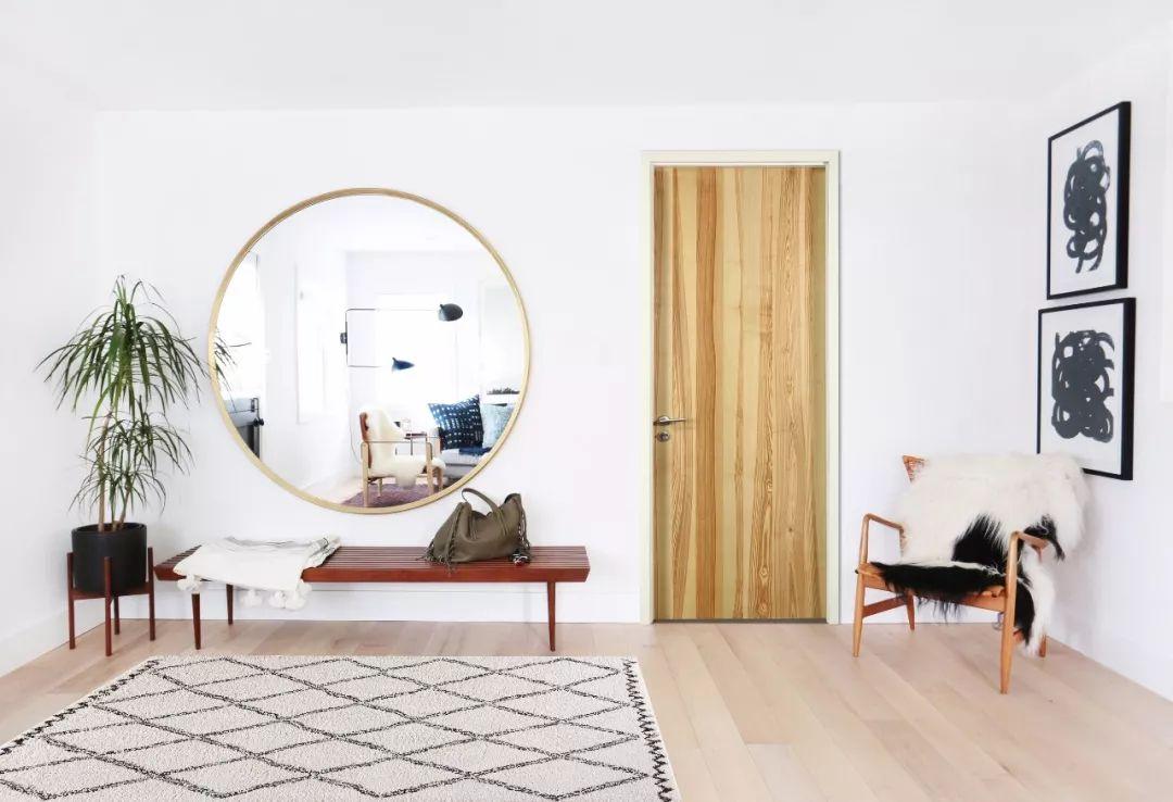 木门安装、选购注意事项,顺便种草一扇惊艳的门丨装修日记