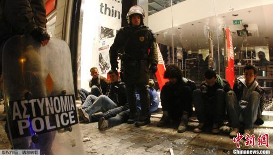 大学校园成罪犯避难所 希腊当局允许警察入校执法|避难所|希腊