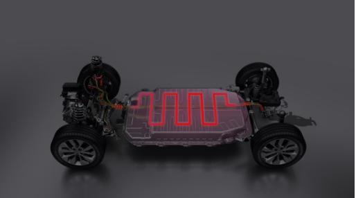 新款威马EX5 520上市,NEDC综合工况里程达到了520公里