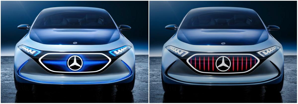 2020年正式上市,奔驰第二款量产电动车EQA透露相关规格