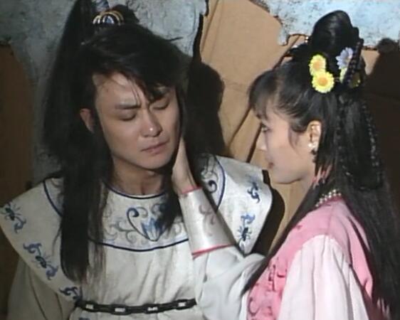 《白眉大侠》:陆小倩其实是感情很丰富的姑娘,只是没男人敢接招