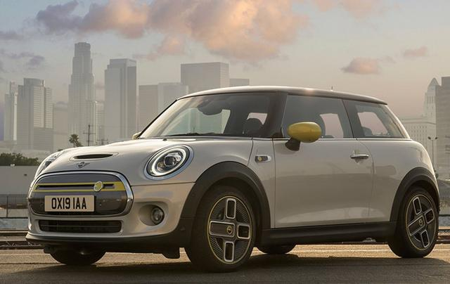 Cooper SE年底由长城汽车在华投产,目前已收到10,000份预订单