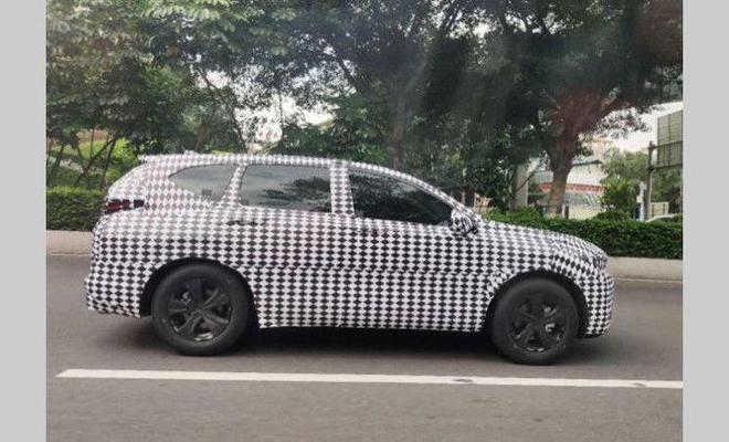 将是东风本田CR-V的姊妹车型,广汽本田将推一款全新神秘车型