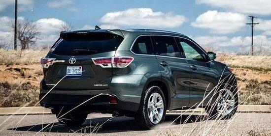 全新汉兰达有望年内国产,3.5L+V6+8AT,或提供8座布局!