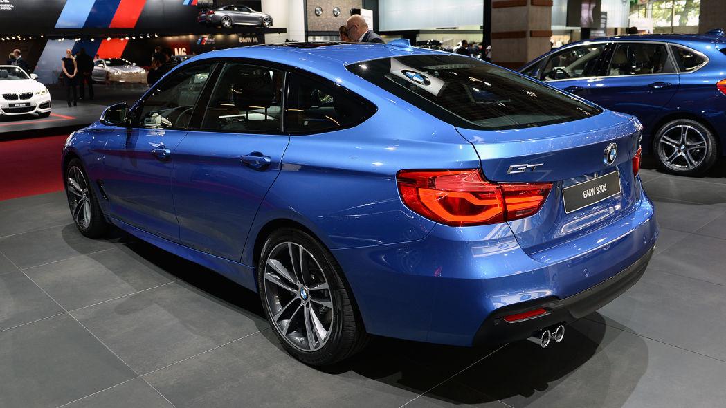 包含宝马3系GT等3款车型 将在2020年从宝马阵营中淘汰