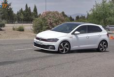视频:汽车视频:2018款大众Polo GTI 麋鹿测试