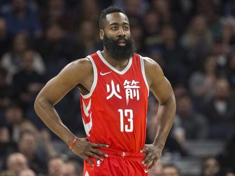 NBA只会打顺风球的5个巨星,哈登利拉德上榜,第一打不了硬仗