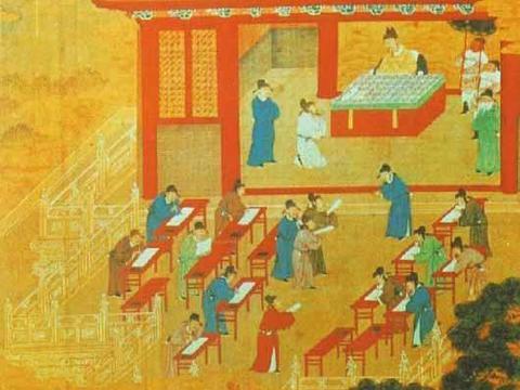 """高考倒计时:看看古代的""""高考""""有多难"""