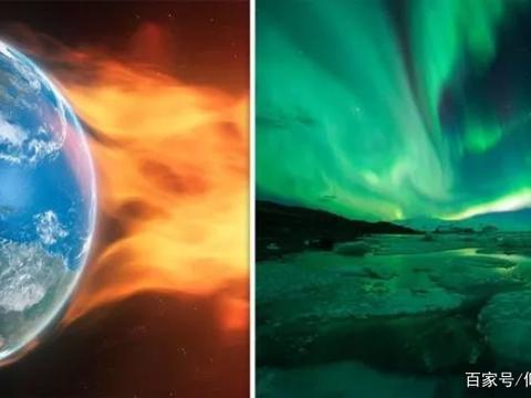 """蔚为壮观!地球正在遭受太阳风暴的""""覆盖"""",这可能导致极光"""