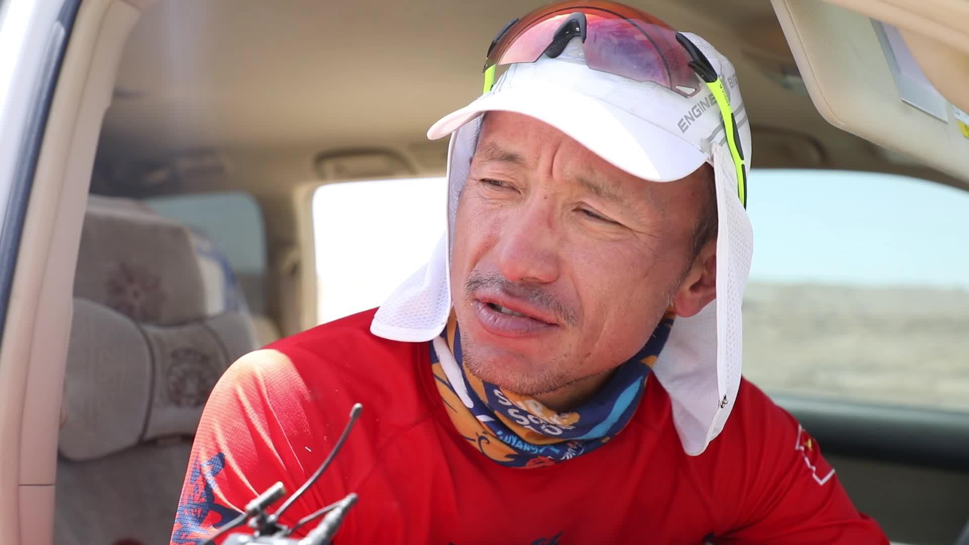 视频-八百流沙极限赛 平沙万里只剩归途赛道上的刀巴