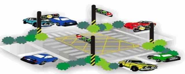 各种红绿灯走法图解,违反道路交通信号灯通行扣几分