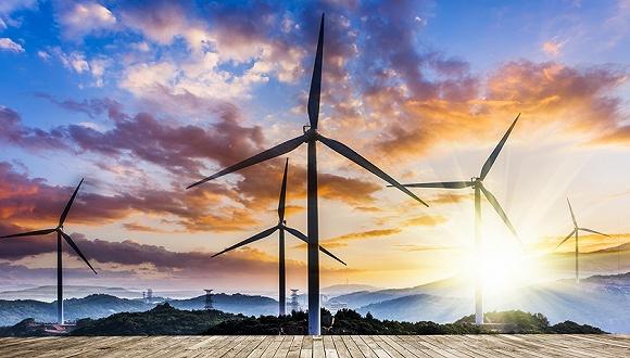 国内第三大风电半年净利或翻番 在手订单超500亿元